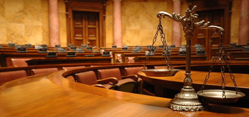 Salón de justicia